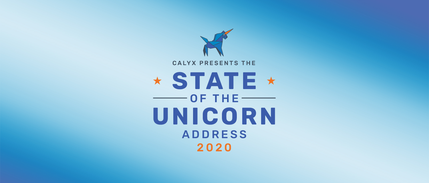 The 2020 State of the Unicorn Address
